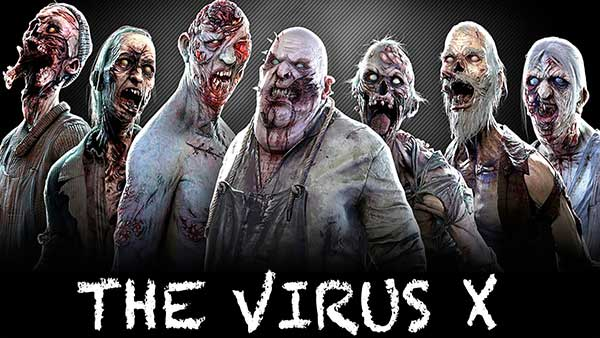 the virus x scary horror game mod