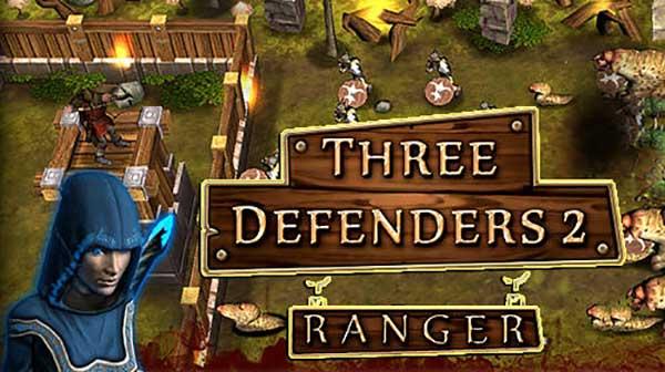 Three Defenders 2 Ranger