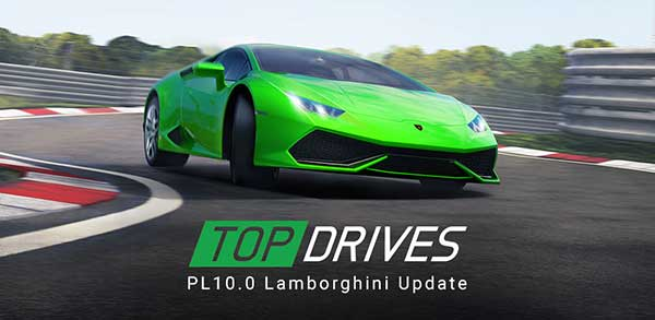 top drives mod