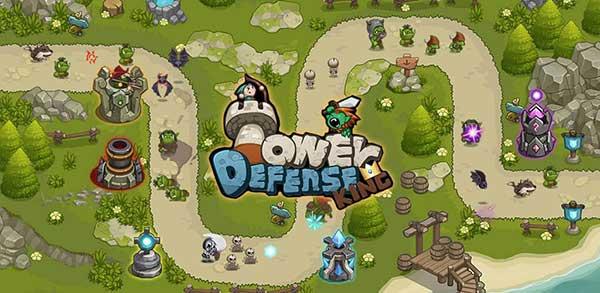 tower defense king mod