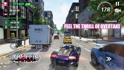 Traffic Fever Apk