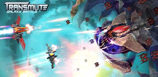 transmute galaxy battle mod