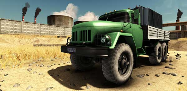 truck driver crazy road 2 mod