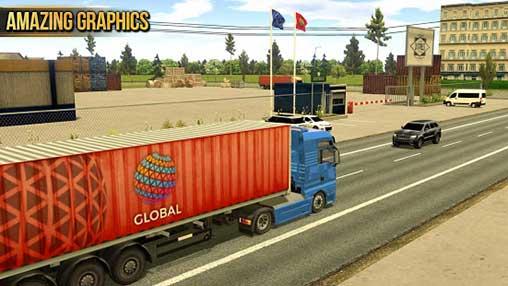 Truck Simulator 2018 : Europe Apk