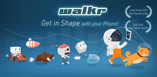 walkr fitness space adventure mod