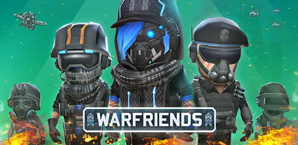 war friends mod