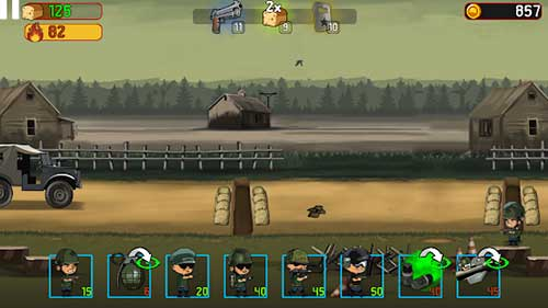 War Troops Apk