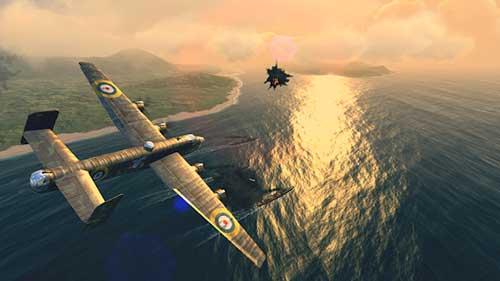 Warplanes WW2 Dogfight Apk