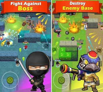 wild clash online battle apk