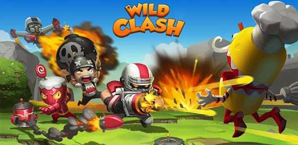 wild clash online battle mod