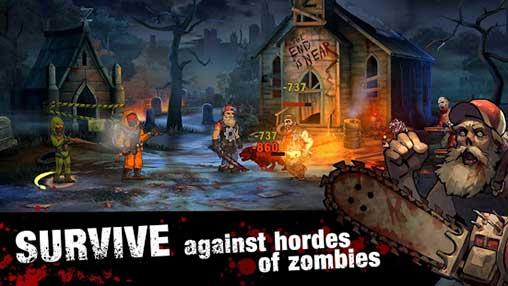 Zero City Zombie Shelter Survival Apk