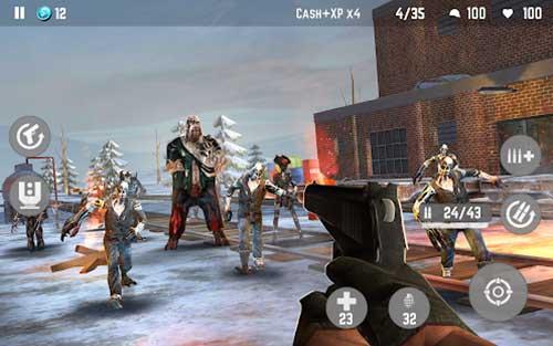 Zombie Beyond Terror Apk