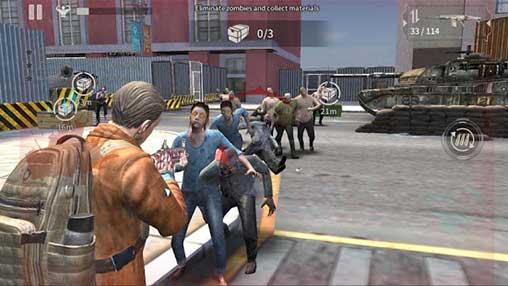 Zombie City Survival Apk
