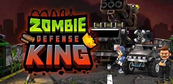 zombie defense king mod