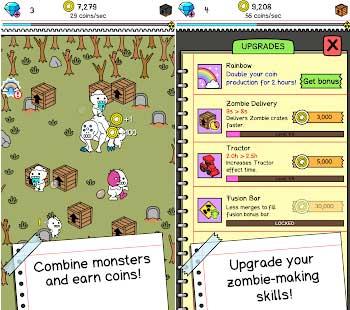 zombie evolution apk