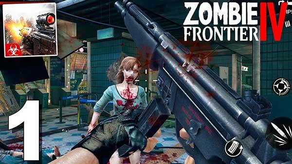 zombie frontier 4 mod